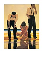 Artopweb Panel Decorativo Vettriano Narcissistic Bathers 40x32 cm multicolor