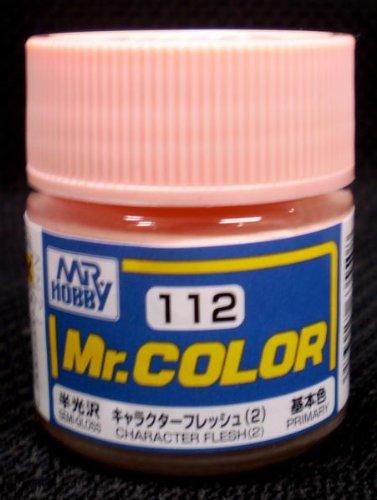 Mr.カラー C112 キャラクターフレッシュ (2)