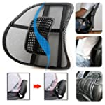 Mesh Lumbar Back Brace Support Office...