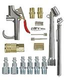 Porter Cable 17 Pc Compressor Accessory Kit # P17ACK