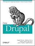 img - for Using Drupal book / textbook / text book