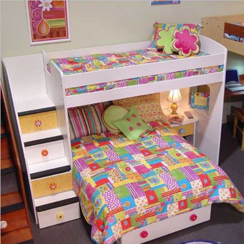 Twin Corner Beds 7795 front