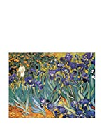 Artopweb Panel Decorativo Van Gogh Irises 80x60 cm