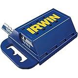 Irwin Industrial Tools 2084400 Bi-Metal Blue Utility Blade, 100-Pack