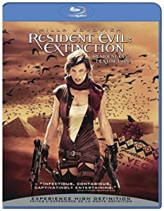 Resident Evil: Extinction [Blu-ray] (Bilingual)