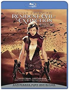 Resident Evil: Extinction [Blu-ray] (Bilingual)
