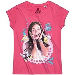 Disney Soy Luna Ragazze T-shirt - rosa fucsia - 152