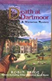 Death at Dartmoor (Robin Paige Victorian 8) (0425183424) by Robin Paige
