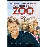 We Bought A Zoo by Matt Damon