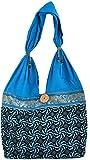 Shop Frenzy Women's Shoulder Bag (Blue)