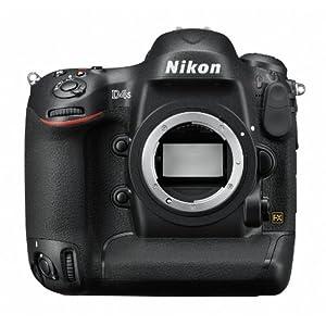 Nikon デジタル一眼レフカメラ D4S