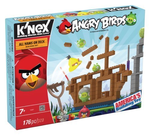 knexioeangryioebirdsioeblackioebirdioevsioesmallioeminionioepig-by-angry-birds