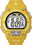 Timex Ironman Bright 30 Lap Shock Yellow Resin Watch - T5K430SU