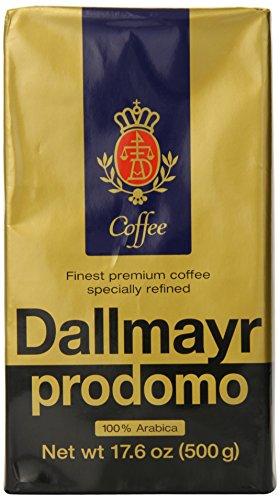 dallmayr-gourmet-coffee-prodomo-ground-176-ounce-vacuum-packs-pack-of-2