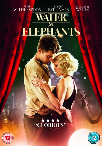 Water for Elephants (DVD + Digital Copy)