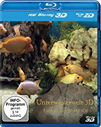 Underwater World 3D [Blu-ray 3D+2D] (Region Free)