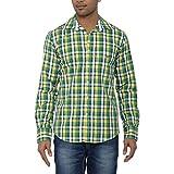 R&J Men's Regular Fit Cotton Casual Shirt RJ400377AX