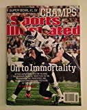 img - for Sports Illustrated February 9, 2015 Super Bowl On To Immortality book / textbook / text book