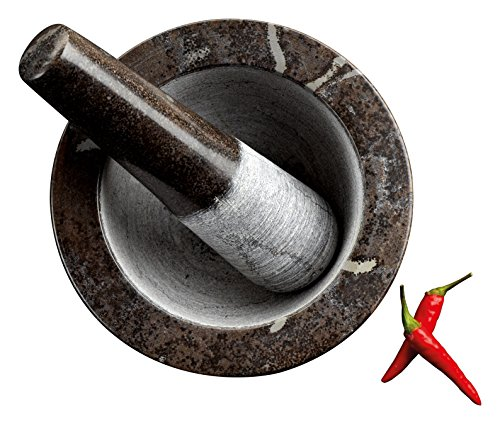Worldmade Pestle and Mortar, Black