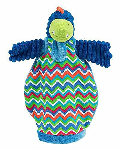 Maison Chic Dragon Puppet/Rattle/Blankie 3in1 - 1
