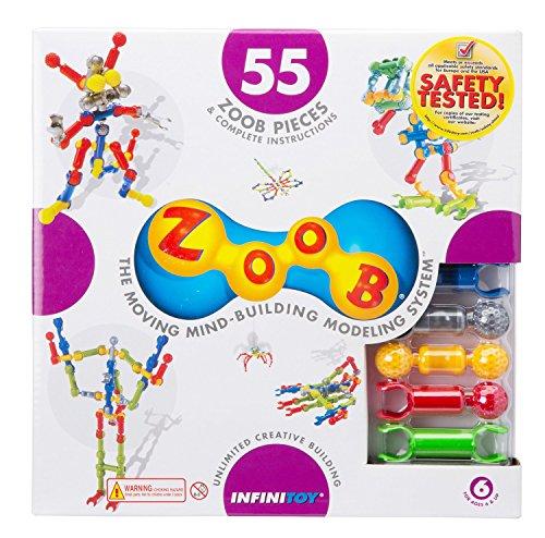 ZOOB BuilderZ 55  Piece Kit JungleDealsBlog.com