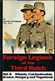 img - for Foreign Legions of the Third Reich Vol. 3 book / textbook / text book