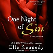 One Night of Sin: After Hours, Book 1 | Elle Kennedy
