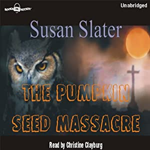 The Pumpkin Seed Massacre Audiobook