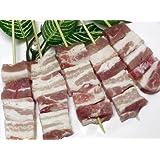 焼鳥のやまもと フランス産豚バラ串 (冷凍) 30g(10本入り)
