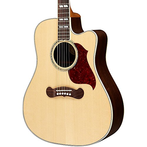 Gibson Montana Sscdrngh1 Songwriter Deluxe Studio Ec Acoustic-Electric Guitar