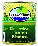 Produktbild von Marschland Kichererbsen, 1er Pack (1 x 3.1 kg)