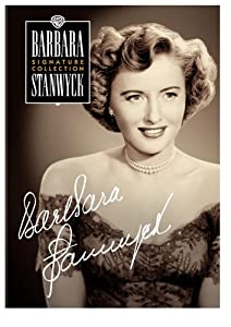 The Barbara Stanwyck Signature Collection