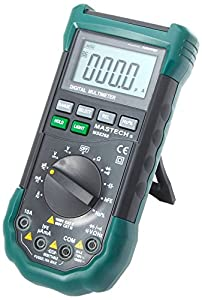 Mastech MS8261 series-MS8268 Digital AC/DC Auto/Manual Range Digital Multimeter Meter