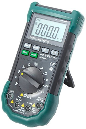 Mastech MS8268 MS8261 Series Digital AC/DC Auto/Manual Range Digital Multimeter