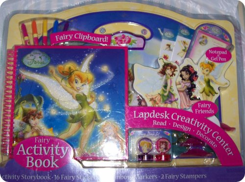 Disney Fairy Lapdesk Creativity Center - Buy Disney Fairy Lapdesk Creativity Center - Purchase Disney Fairy Lapdesk Creativity Center (Disney, Toys & Games,Categories,Arts & Crafts,Art Supply Sets & Kits)