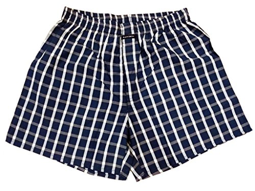 Blacksmith Men's Cotton Boxer Shorts - 2_Large  available at amazon for Rs.199