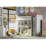suchergebnis auf f r hochbetten erwachsene. Black Bedroom Furniture Sets. Home Design Ideas