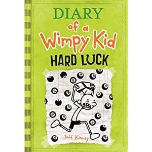 Diary of a Wimpy Kid: Hard Luck: Jeff Kinney: 9781419711329 images