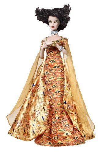 Barbie Collector Museum Collection Klimt Doll by Barbie (English Manual)