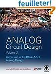 Analog Circuit Design Volume 2: Immer...