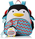 Skip Hop Zoo Winter Backpack & Plush Set  Penguin