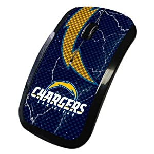 NFL San Diego Chargers Team Promark Wireless Mouse by Team ProMark