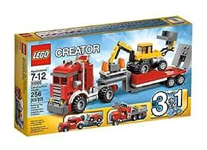 Lego Creator - 31005 - Jeu de Construction - Le Camion de Chantier