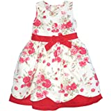Sugar Loaf Red Roses Christmas Dress Set, Dresses, Girls, 2 yearsby Sugar Loaf