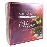 Naturence Herbals Wine Facial Kit 220g