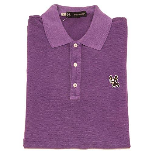 50151 polo DSQUARED D2 OUTLET maglia uomo t-shirt men [M]