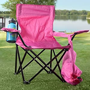 Redmon For Kids Kids Folding Camp Chair from RedmonUSA