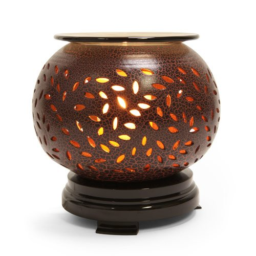Electric Oil Warmers ~ Electric fragrance warmer on store essenza scented wax