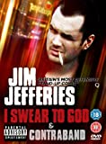 Jim Jefferies: I Swear To God / Contraband [DVD]
