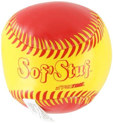 Sportime Sof-Stuf Softball - 4 inch